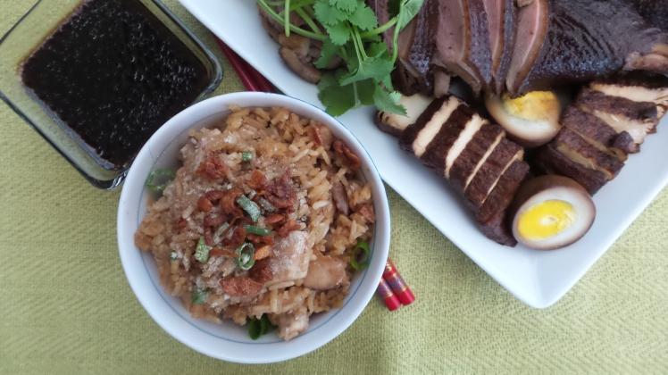 Yam Rice2